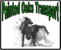Painted Oaks Transport logo